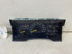 1995 Chevy K1500 K2500 K3500 Pick Up At Cluster Speedometer Tach Gauges Panel Oe