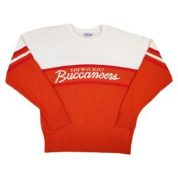 Vintage Tampa Bay Buccaneers 80s 90s Pro Line Cliff Engle Sweater Xl