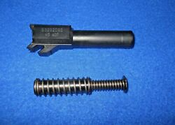 Springfield Armory Xds 45 Xd-45acp 3.5 Barrel And Recoil Assembly Gun Part Tc8731