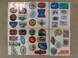 Coal Mining Stickers Vintage Lot Of 100