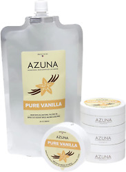 Azuna All-natural Air Purifier Gel Whole-home Kit, Plant-based Air Freshener For