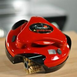 Grillbot Red Automatic Barbeque Bbq Grill Cleaning Robot With Brush