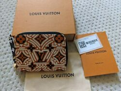 Nwt Sold Out Louis Vuitton Crafty Zippy Coin Purse M69496