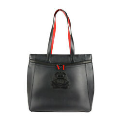 Christian Louboutin Backpack · Daypack 3175114 Leather Black Tote Bag 2way
