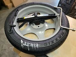 17 18 19 20 21 Bmw X3 X4 Spare Wheel Rim Tire T135-80r18 18 With Jack Tools