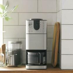 Unbranded Coffee Maker Ground From Beans Mj-cm1
