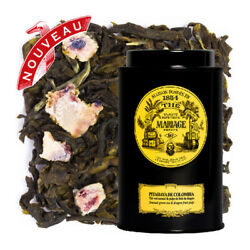 Mariage Freres Pitahaya De Colombia 100g Green Tea Loose Leaf Canister Japan