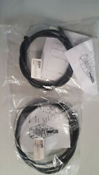 Minn Kota Right And Left Steering Cables 2887500 2887510