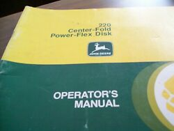 John Deere Operator's Manual A50, A90, A150 Portable Space Heaters Om-ty4206 H2