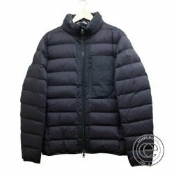 Moncler Arbas Food Can Be Stored Down Jacket Black Mens Secondhand
