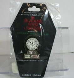 A4 Disney Dsf Dssh Pin Le Nightmare Before Christmas Countdown To Xmas Wreath