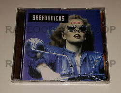 Vedette By Babasonicos Cd, 2000, Bultaco Discos Made In Argentina