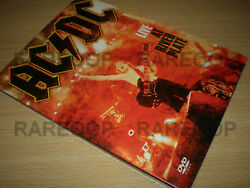 Ac/dc Live At River Plate Dvd 2011 Made In Argentina [read Detail On Book]