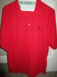 Grinnell College Men#x27;s XL Polo Red Color $25.00