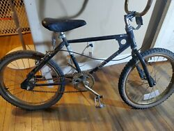 Early 80's Rare Team Murray Bicycle Old School Bmx Vintage Bike