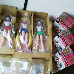 Super At That Time 1993 Oversized Sailor Moon Figure Doll