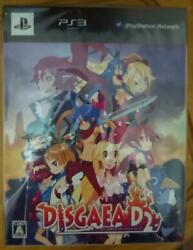 Disgaea D2 First Limited Edition