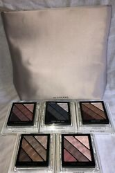 Burberry Cosmetic Bag Clutch amp; 5 Luxurious Burberry Eye Palette Retails For $310 $100.00