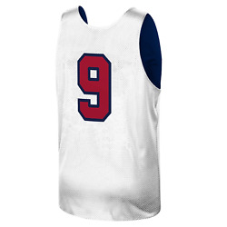 Mitchell And Ness Dream Team 1992 Usa Jordan Authentic Reversible Warm Up Jersey