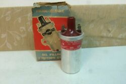 Nos Remax 6v Ignition Coil Classic Bsa Triumph Norton Ajs Matchless Motorcycles