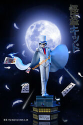 Case Closed Kaitou Kiddo The Best Ever Studio Gk Collector Statue Pre-order
