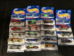 New Year 2000 Hot Wheels Cars First Additions Set Of 18 Of 36