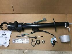 1973-1979 Ford Truck 78-79 Bronco Tilt Auto Steering Column 4wd And 2wd Rebuilt