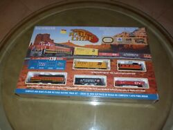 Bachmann 00706 Rail Chief Electric Train Set With E-z Track Ho Scale Sealed New