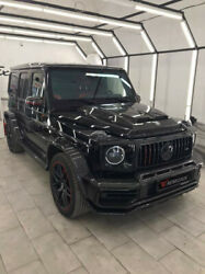 Carbon Side Skirts For Mercedes Benz G-class W463a Renegade Design