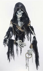Katherine's Collection Halloween Skeleton Wall Piece—retired