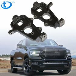2 Inch Drop Lowering Spindles For 2002 - 2018 Dodge Ram 1500