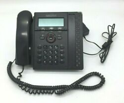 Talkswitch Ts-550i Lcd Voip Ip Poe Phone W/ Stand, Handset, Cable