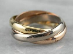 Vintage Trinity Rolling Ring