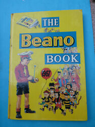 Old Beano Book Annual 1967 General Jumbo Check Out The Condition