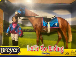 Breyers 2016 let's go riding collection new