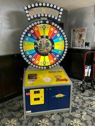 Spin N Win Arcade Game By Skee-ball