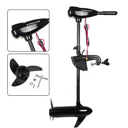 85lb 24v Electric Trolling Motor Outboard Brush Engine Inflatable/fishing Boat