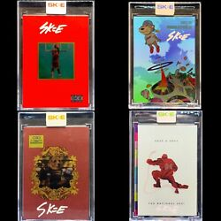 Dj Skee 2021 The National Chicago Moments Ebay Exclusive Autographed Full Set