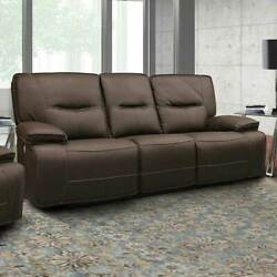 Parker Living - Spartacus Power Sofa In Chocolate - Mspa832ph-cho