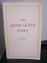 The Adam And Eve Story Chan Thomas Rare Third Edition 1965 Cataclysm Deluge