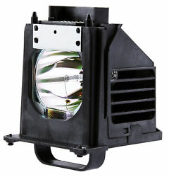 Mitsubishi 915p061010 Dlp Replacement Lamp With Philips 684 Bulb