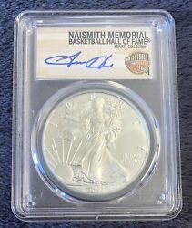 2020 P 1 Pcgs American Silver Eagle Emergency Issue Ms70 Grant Hill