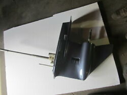 Oem Lf150 150 Hp Yamaha Outboard 25 Lower Unit / Gearcase 4 Strokes