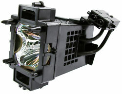 Sony Xl-5300 Dlp Replacement Lamp With Philips Bulb