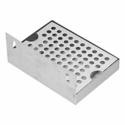 Wall Mounted Beer Drip Tray Stainless Steel Drip Tray For Homebrew Kegging Dr Ss