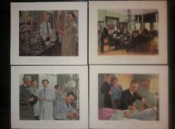 A History Of Medicine In Pictures 100 Complete -parke Davis And Co R. Thom Art