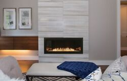 Empire Boulevard 36 Inch Vent-free Linear Gas Fireplace Vflb36fp With Options
