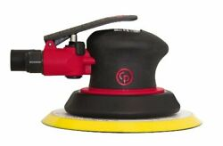 Chicago Pneumatic Tool Cp7255e 3/16-inch Orbit Hook And Loop Pad 6-inch Rando...