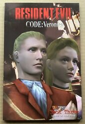 Resident Evil Code Veronica Book Three 2002 Wildstorm Out Of Print New