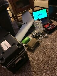 Fourth Wing Uav Drone With Laptop Programs Pelican Case Extras 25000